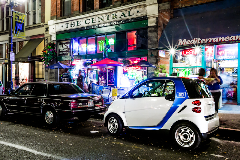Smart Car Seattle: Being Smart About Your Car2Go Insurance